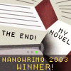 NaNoWriMo 2003 Winner